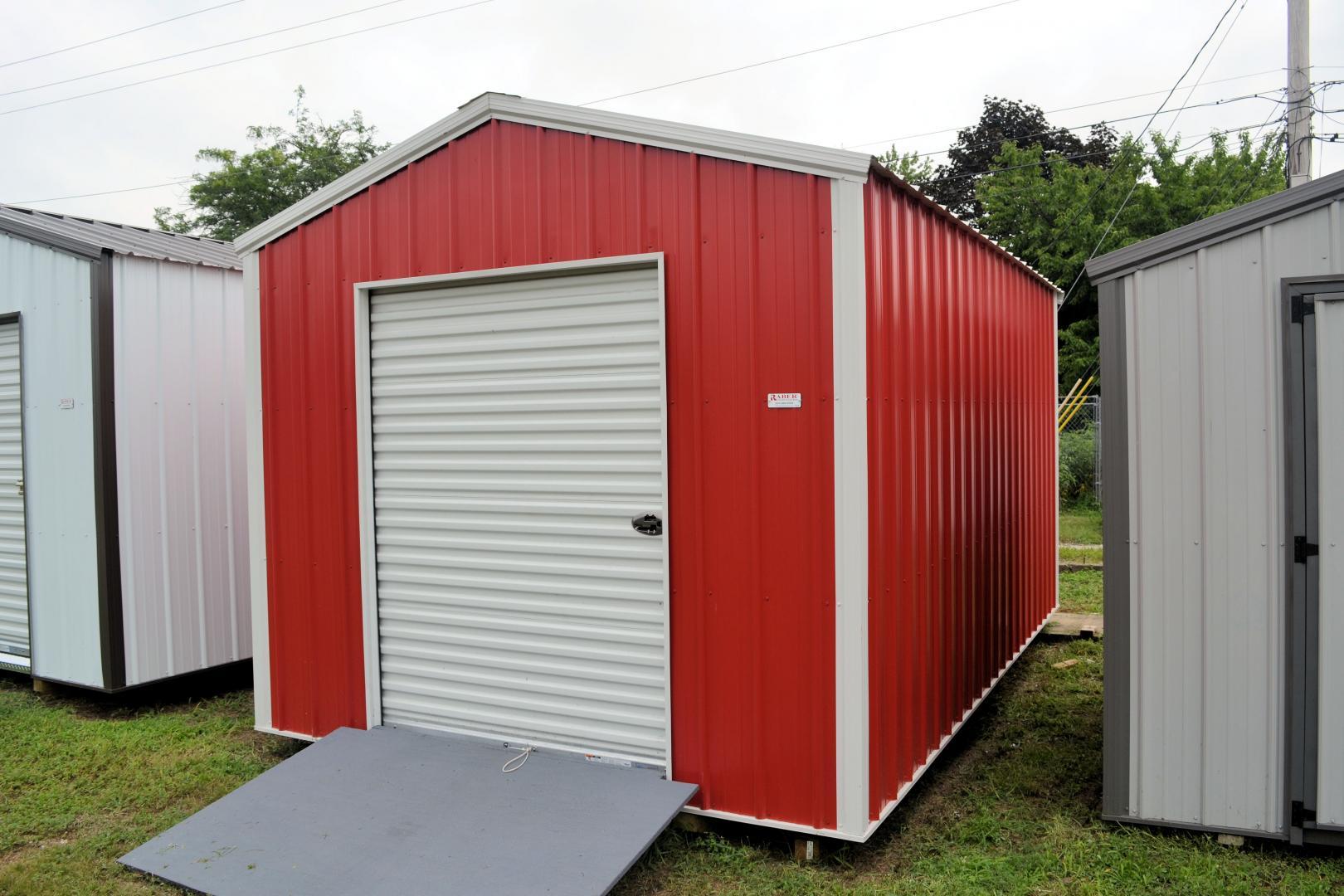 Vincennes, Indiana Location | Raber Portable Storage Barns