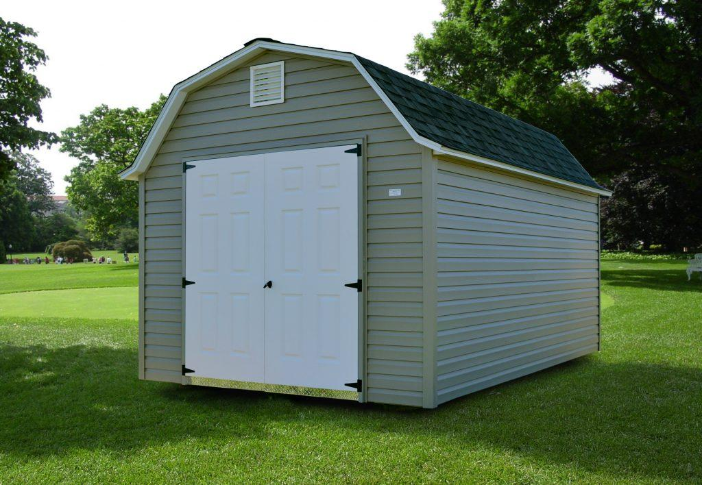 Lofted Gambrel Barns Raber Portable Storage Barns