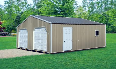Rent to Own a shed