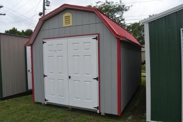Rent to own shed